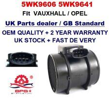Mass Air Flow meter Sensor 5WK9606 5WK9606Z 5WK9641 OEM for Vauxhall Opel