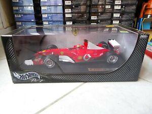 Ferrari F2003-GA Michael Schumacher #1 2003 1/18 Hotwheels Mattel F1 Formula