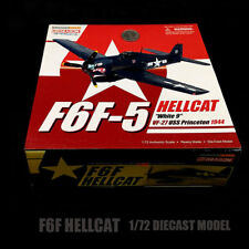 WWII F6F HELLCAT 1/172 diecast Aircraft model plane Dragon VERY RARE