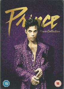 Prince -Movie Collection 3DVD box set, new and sealed