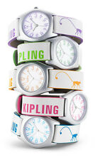 Kipling Childrens Watch - Light Blue Monkey - Kids - RRP 52.99 - Kipling Bag Co.