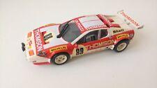 FERRARI 512 BB - n°88 Le Mans 1978 - scala 1/43