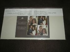 2011 GB Stamps ROYAL WEDDING WILLIAM & CATHERINE PRESENTATION PACK # M20 MINT