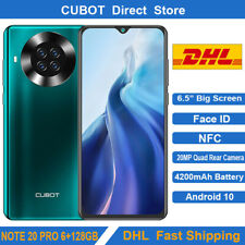 6.5 Zoll CUBOT NOTE 20 Pro Smartphone 6GB 128GB Handy 4G LTE NFC 4200mAh Android