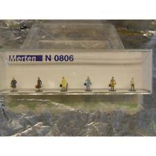 ** Merten N 0806 Figure Pack Women Passengers 6 1:160 N Scale