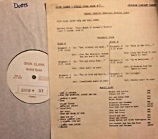 Radio Show: DICK CLARK GOLD 37 DUETS! STAN GETZ/CHARLIE BYRD, RIGHTEOUS BROTHERS