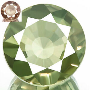 2.71ct RARE FLAWLESS CLEAN NATURAL COLOR CHANGE DIASPORE FROM TURKEY DON'T MISS!