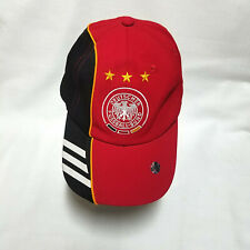 Deutscher Fussball-Bund German Soccer Football Adidas Strapback Baseball Cap Hat