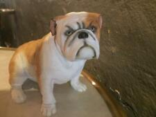 SHARRAT & SIMPSON SITTING BULLDOG. Great gift for a BULLDOG lover.  MIB