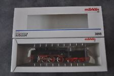 MARKLIN 3099 Locomotive Vapeur tender TRAIN HO BR 038 DB 038 772-0