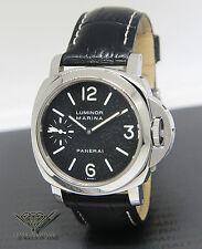 Panerai Luminor Marina PAM 111 Stainless Steel 44mm Mens Manual Watch PAM00111