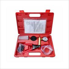 Car Hand Held Vacuum Pump Brake Bleeder Set Bleed Tester Tool Kit