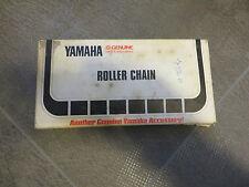 Yamaha Kette XT500 TT500 DT1 YZ125 TT250 Antriebskette Chain Original NEU