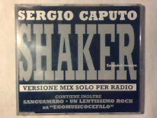 SERGIO CAPUTO Shaker cd singolo PR0M0