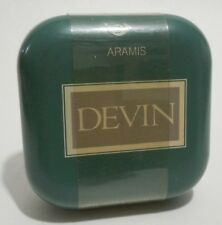 Aramis Devin Country Fresh Bar Soap in a Case Vintage Never Used 3.5 oz.