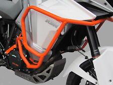 Defensa protector de motor Heed KTM 1290 SUPER ADV. (15-16) - Naranja + Bolsas