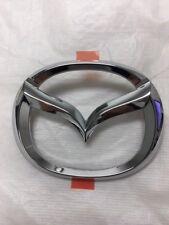 1999 2000 Mazda Miata front bumper emblem oem new !!