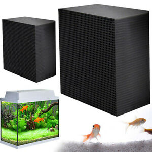 Eco-Aquarium Water Purifier Cube Aquarium Cleaner Carbon Filter For Fish Tank