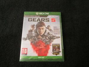XBOX ONE : GEARS 5 - Nuovo, sigillato, ITA ! Comp Xbox Series X ! CONS IN 24/48H