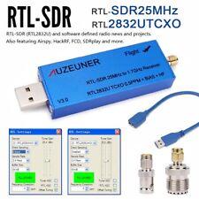RTL-SDR R820T2 RTL2832U 0.5 PPM TCXO SMA Software Defined Radio 25MHz -1.7GHz UK