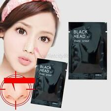 Nose Blackhead Peel off Pore Cleansing Cleaner Removal Charcoal Mask 7Pcs Set