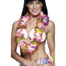 Boas, écharpes et guirlandes multicolores sans marque pour déguisement et costume