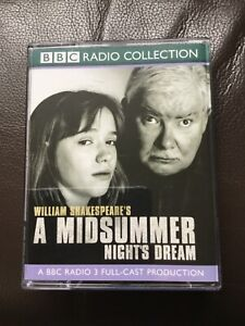 A Midsummer Nights Dream BBC radio Collection cassettes