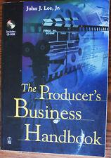 The Producer's Business Handbook by John J. Lee Jr. (2000, Paperback)