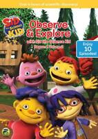 SID THE SCIENCE KID: SEASON 1, VOLUME 2 NEW DVD