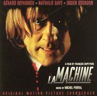 OST - La Machine (Soundtrack) by Michel Portal / CD / NEU+OVP-SEALED!