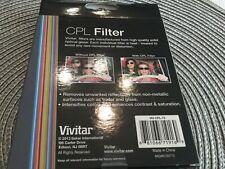 Vivitar CPL  (VIV-CPL-72) 72 mm Filter