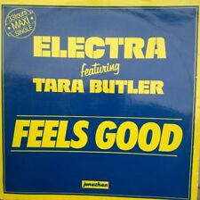 "Electra Feat. Tara Butler-Feels Good 12"" Import Hi-Nrg/Disco Hit"