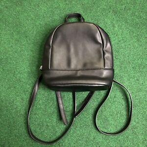 Forever 21 Mini Black Backpack