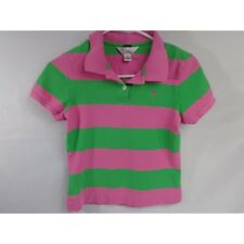Lilly Pulitzer Green & Pink Polo Baby Medium
