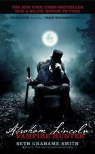 Abraham Lincoln Vampire Hunter by Seth Grahame-Smith (2012, Paperback) FF27