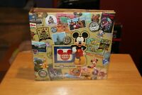 Disney Parks Walt Disney World Photo Album New 50 Photo Sleeves 200 Photo