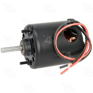 New Blower Motor Without Wheel Four Seasons 35560