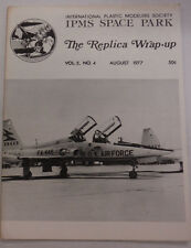 IPMS Space Park Magazine F-5A & FA-439 August 1977 052515R