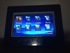Texet 7in Digital Photo Frame Model:DPF-752