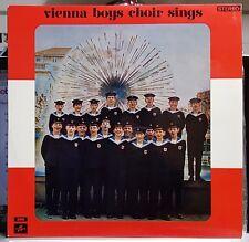 Vienna Boys Choir - Sings - Columbia SOEX 9615 LP