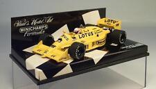 Minichamps (PMA) 1/43 Lotus 99 T 1987 Formel 1 S. Nakajima OVP #9716