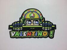 adesivo stickers stampato valentino rossi yamaha 46 the doctor