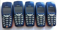 JOB LOT OF 5 X NOKIA 3510i UNLOCKED MOBILE PHONE, 3 MONTH GUARANTEE