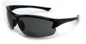 Polarized Bifocal Sunglasses with Readers