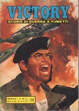 VICTORY STORIE DI GUERRA A FUMETTI NUMERO 45