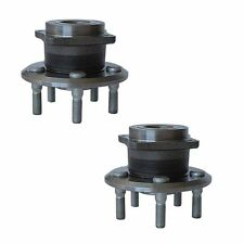 [1.590002] New Axle Wheel Hub and Bearing Assembly AWD 4-Wheel ABS Rear Pair (2)