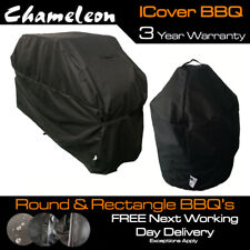 Heavy Duty BBQ Covers 600d Oxford, Full PVC 100%Waterproof Garden Outdoor Patio