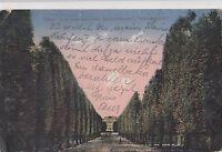 B79604 schonbrunn parkpartie lustschloss   wien  austria  front/back image