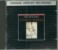 Mathis, Johnny Heavenly MFSL SILVER CD mfcd 825