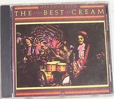 CREAM - Strange Brew: The Very Best of Cream - CD